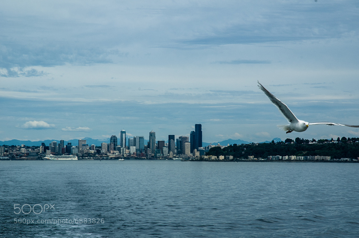 Photograph Seattle by James Mork on 500px