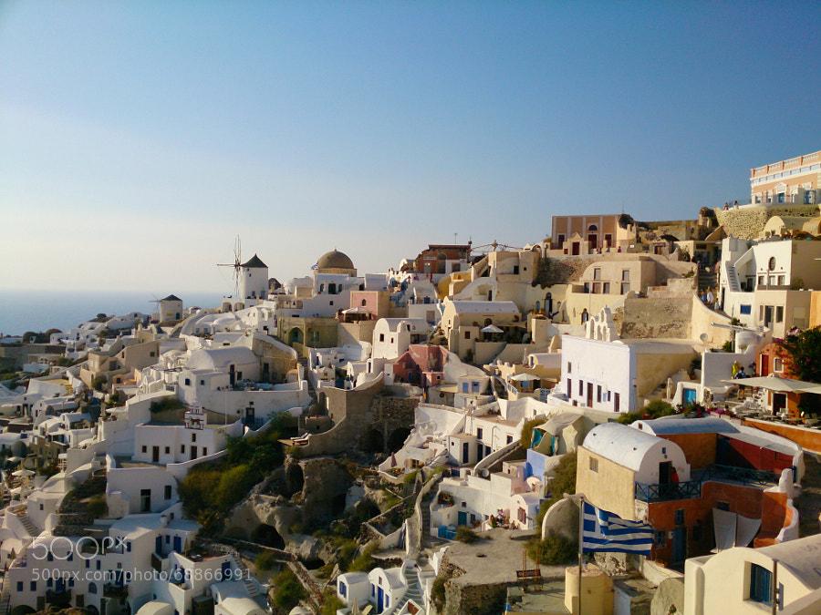 Photograph Santorini, Greek Islands by Grant Shepherd on 500px