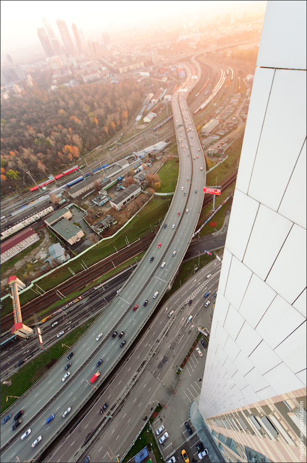 Photograph Third Ring Road by Maxim Peshkov on 500px