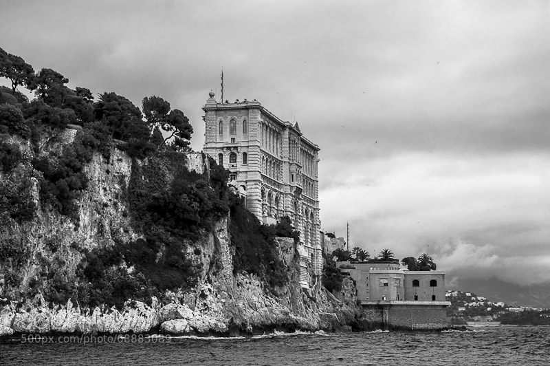 Montecarlo Oceaonographic Museum by alessandroscremin