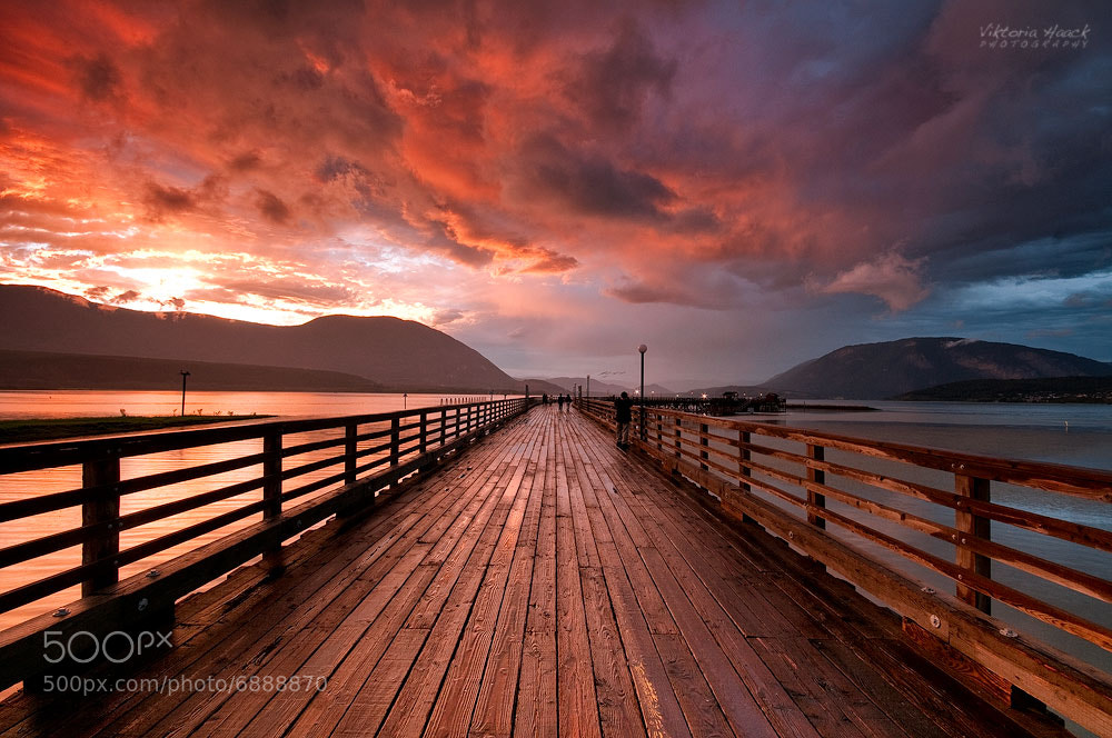 Photograph the wharf by Viktoria Haack on 500px