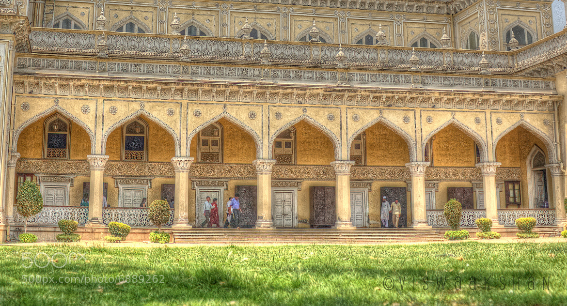 Photograph Chowmahalla Palace in HDR by Viswa Murali on 500px
