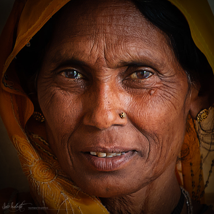 Photograph Kiran by Javi Inchusta on 500px