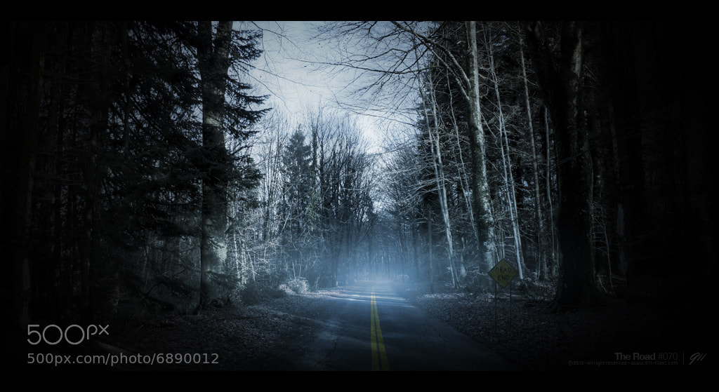 Photograph The Road by 911  on 500px