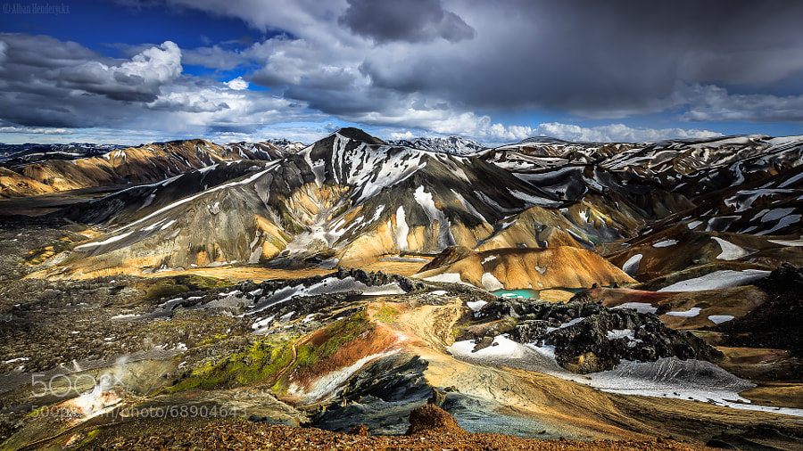 Photograph Purity is my Therapy by Alban Henderyckx on 500px
