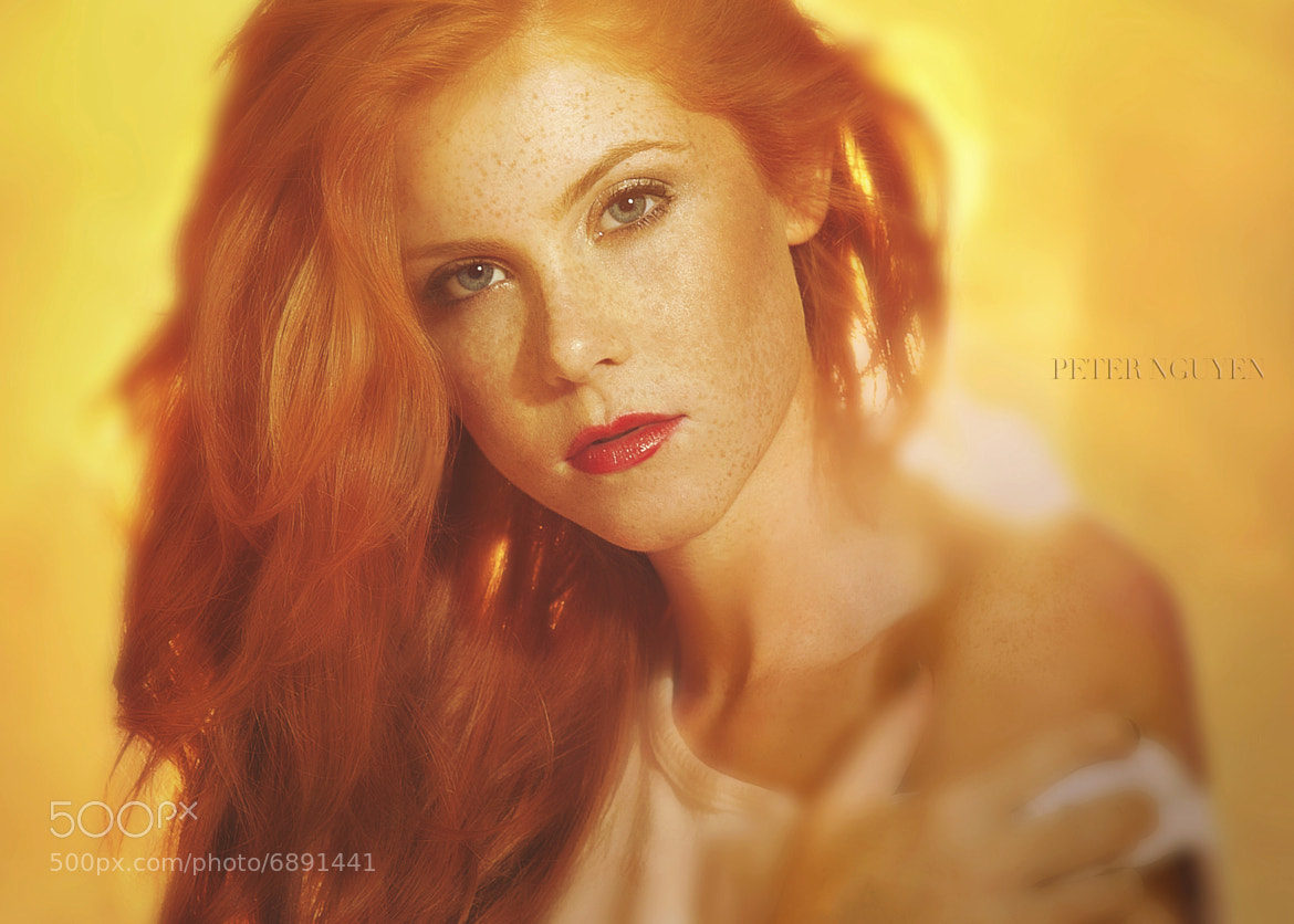 Photograph Vanessa by Peter Nguyen on 500px