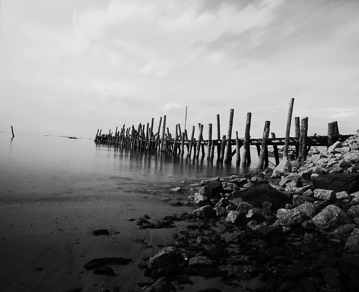 Photograph The old jetty by Meor Hasmadi on 500px