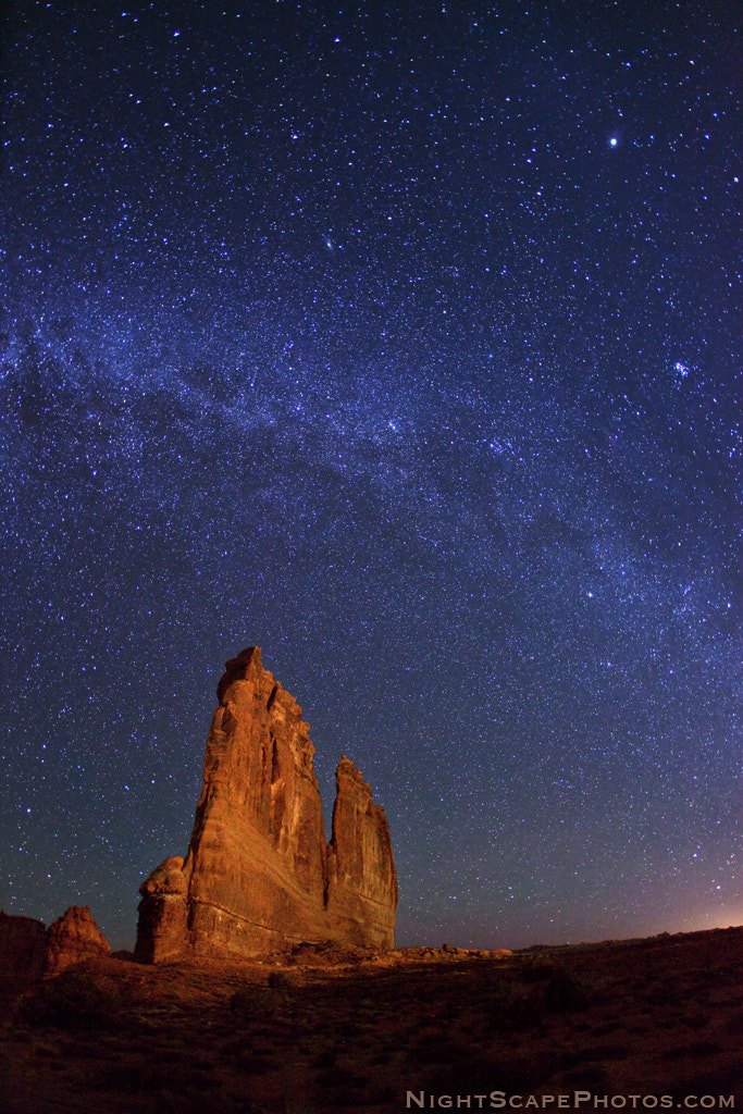 Photograph Milky Way over The Organ by Royce's NightScapes on 500px