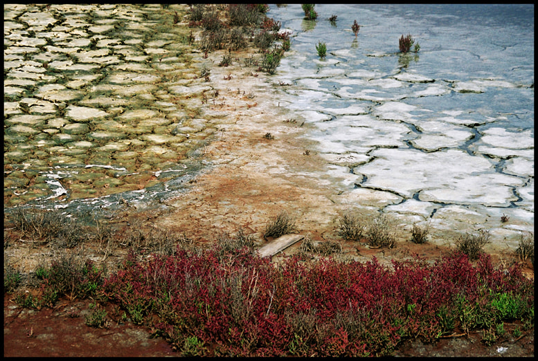 Photograph Les salines 04 by Gilbert Janssens on 500px