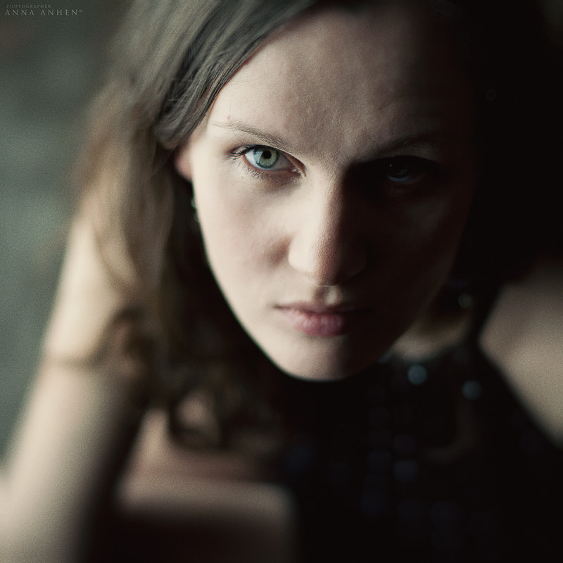 Photograph Olga by Anna Anhen on 500px