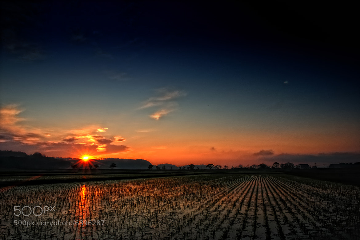 Photograph rural landscape by Keiichi Soneta on 500px