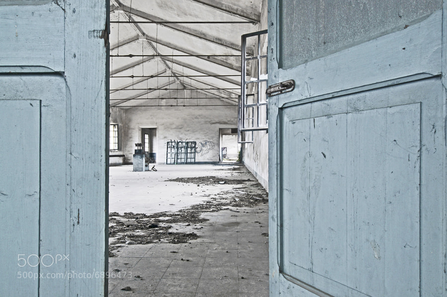 Photograph ABANDONED FACTORY by Filippo Reviati on 500px