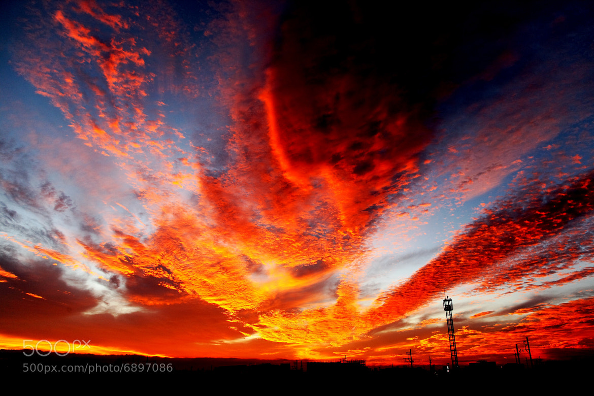 Photograph Explosion glow by yume . on 500px
