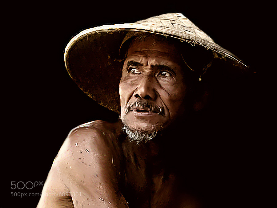 Photograph worker face by 3 Joko on 500px
