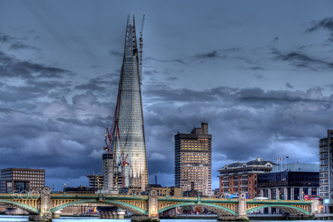Photograph Shard  by Dean Bedding on 500px