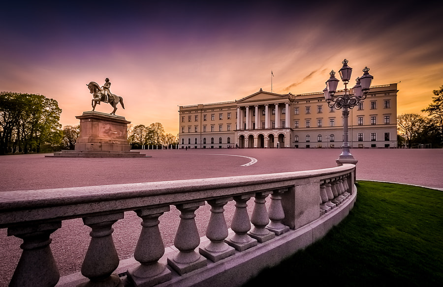 Royal Palace II by Marcin Ptak on 500px.com