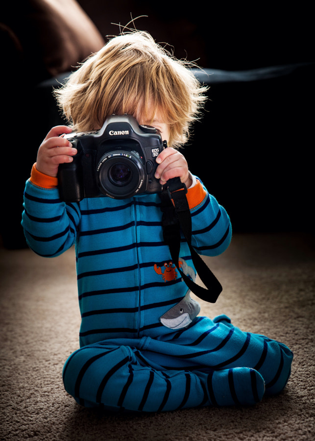 Photograph Little Photog by Michael DeMicco on 500px