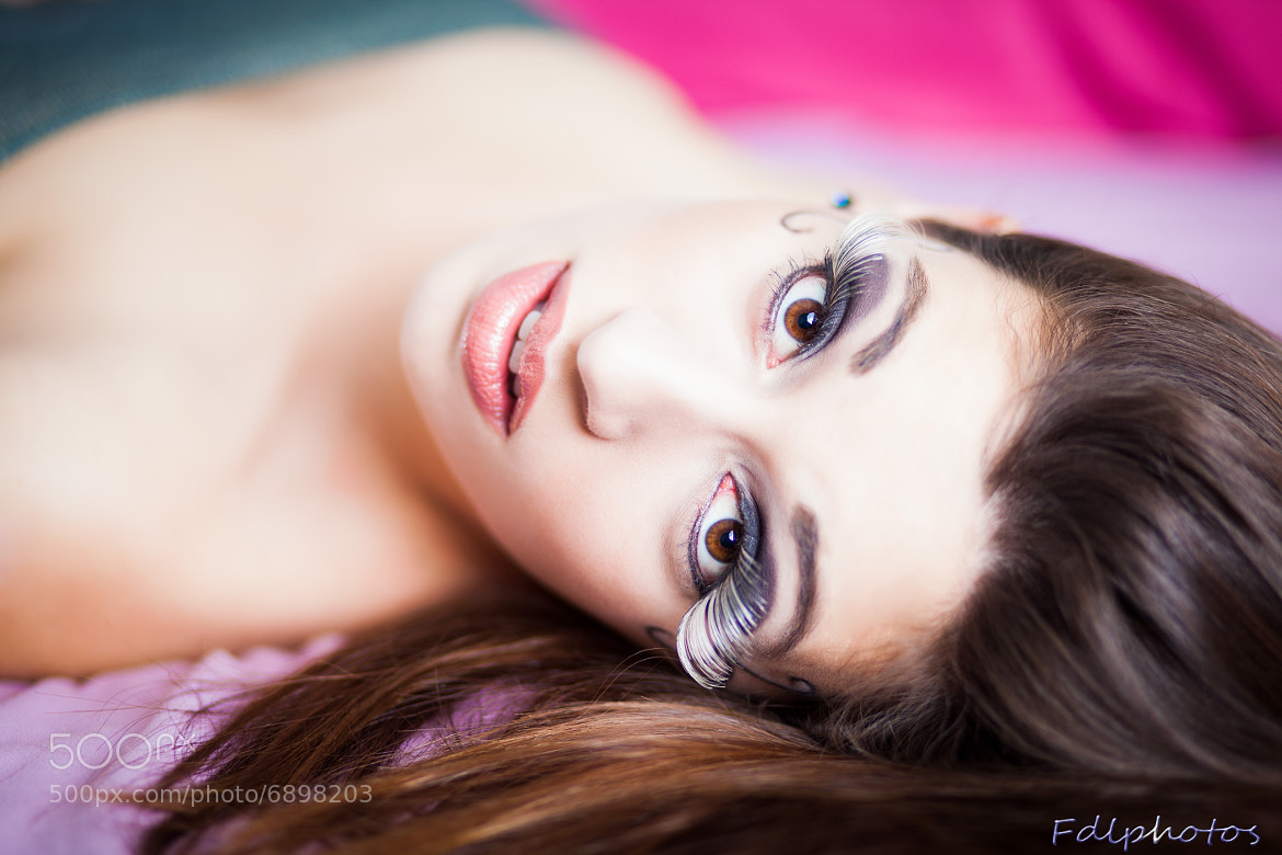Photograph Artistic Make up with - Miss Midi Pyrenées 2011 #1 by Francesco De Laurentiis on 500px