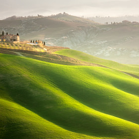 House on the hill by Marcin Sobas (MarcinSobas)) on 500px.com
