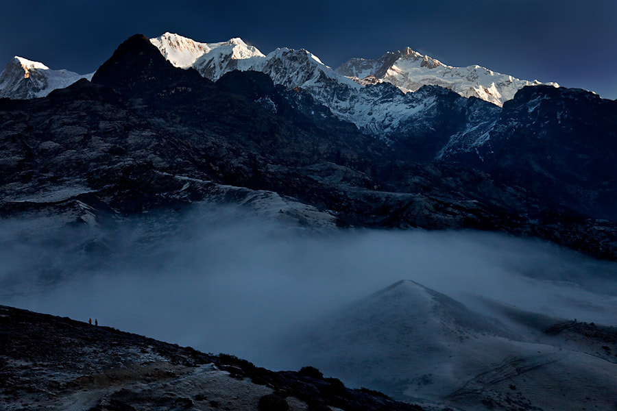 5:34 A.M. Himalaya by David Pinzer on 500px.com