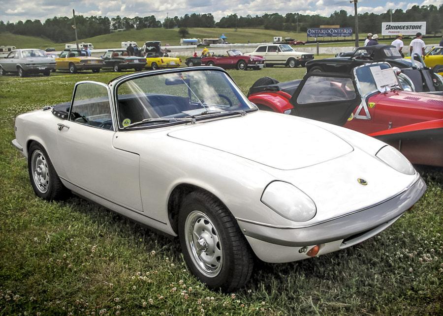 1966 Lotus Elan VARAC Mosport