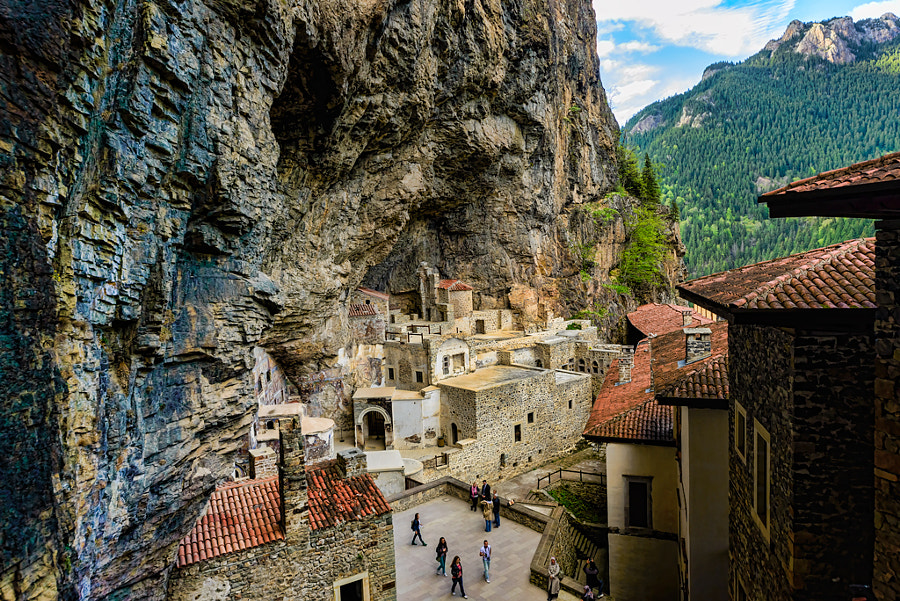 Photograph Sumela Monastery by Metin Ekinci on 500px