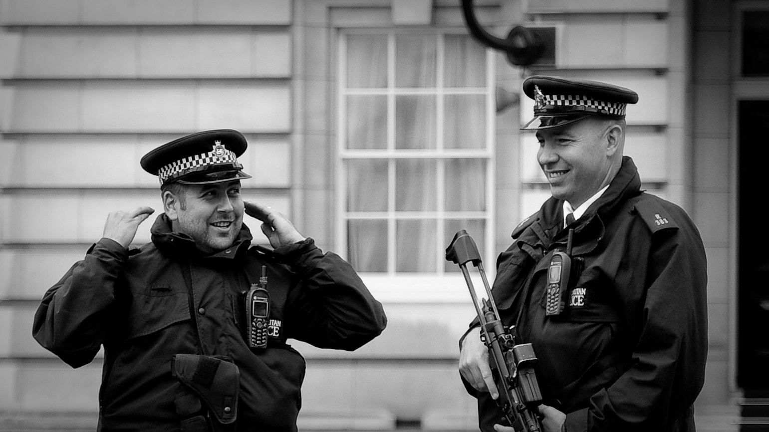 Photograph Police Story by Cristian Marcos on 500px
