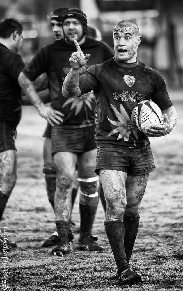 Photograph Rugby by Alessandra Magini on 500px