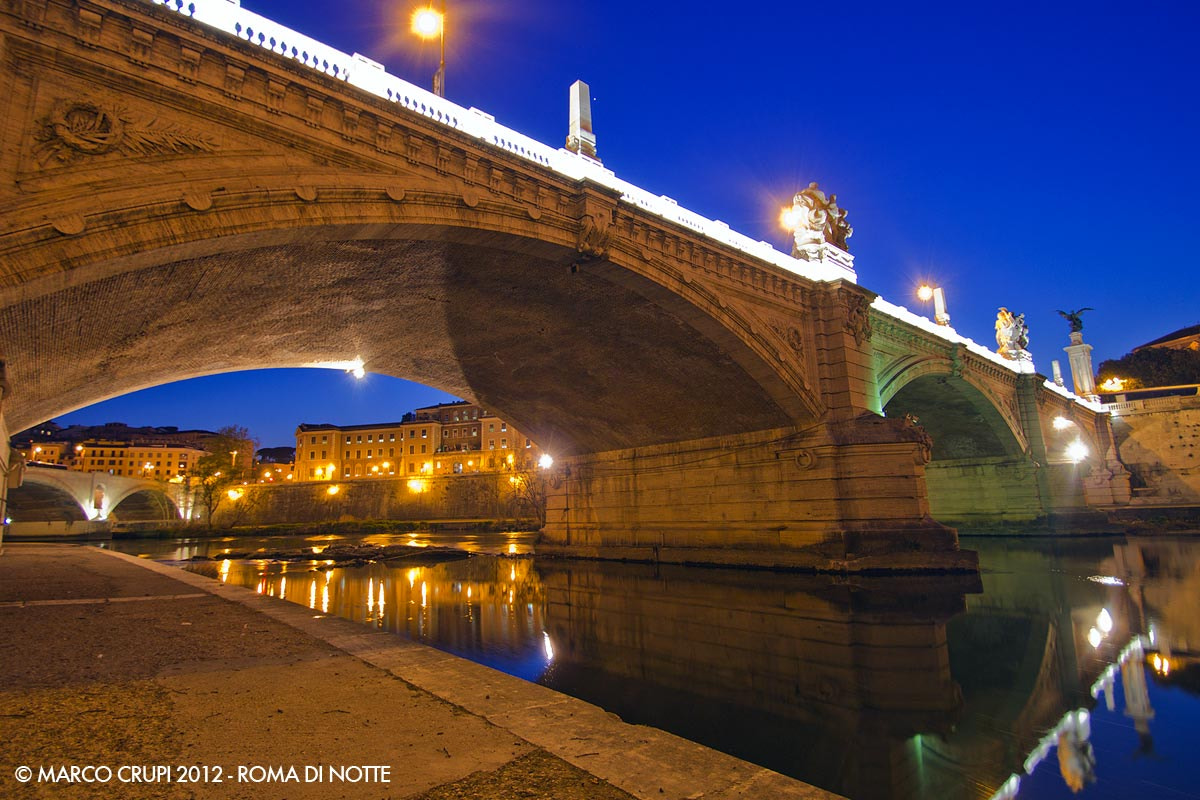 Photograph Under the bridge by Marco Crupi on 500px