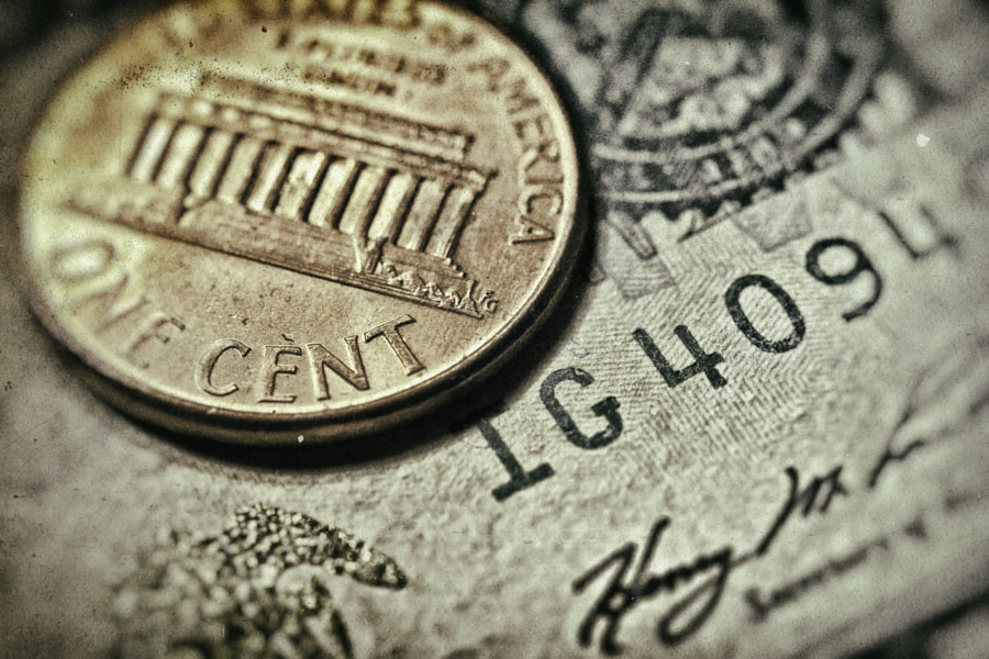 Save Your Change :) by Ryan Palmer on 500px.com