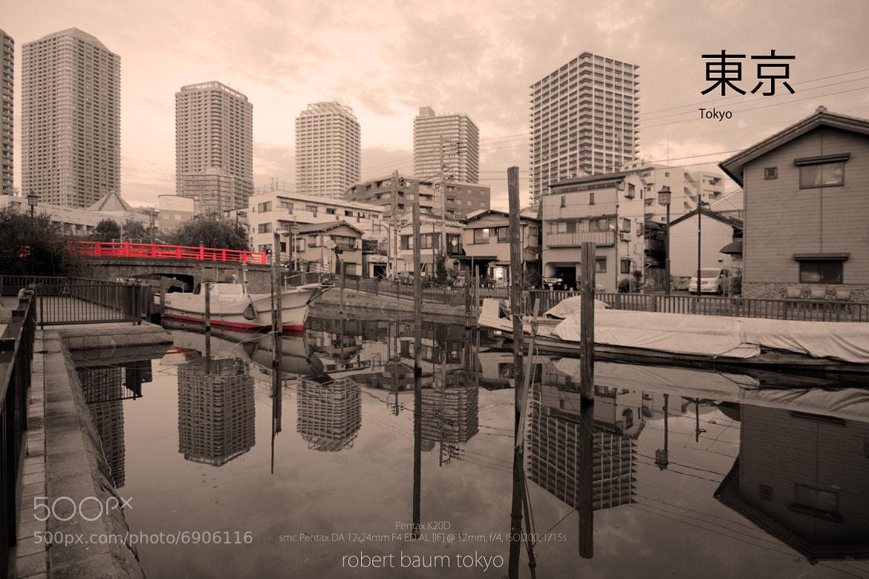 Photograph 東京 Tokyo: Bridges - Rivercity still life by Robert Baum on 500px