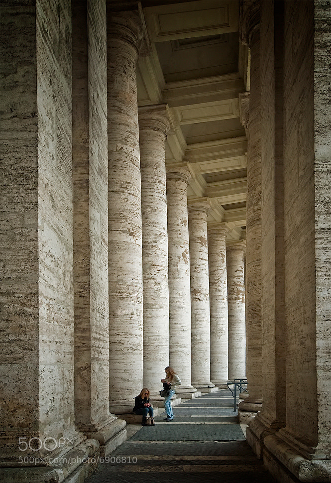 Photograph Pillars of Power by Neil Cherry on 500px