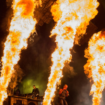 Rammstein - Rock Werchter Festival 2013