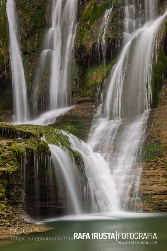 Photograph Cortinas de agua by Rafa Irusta on 500px