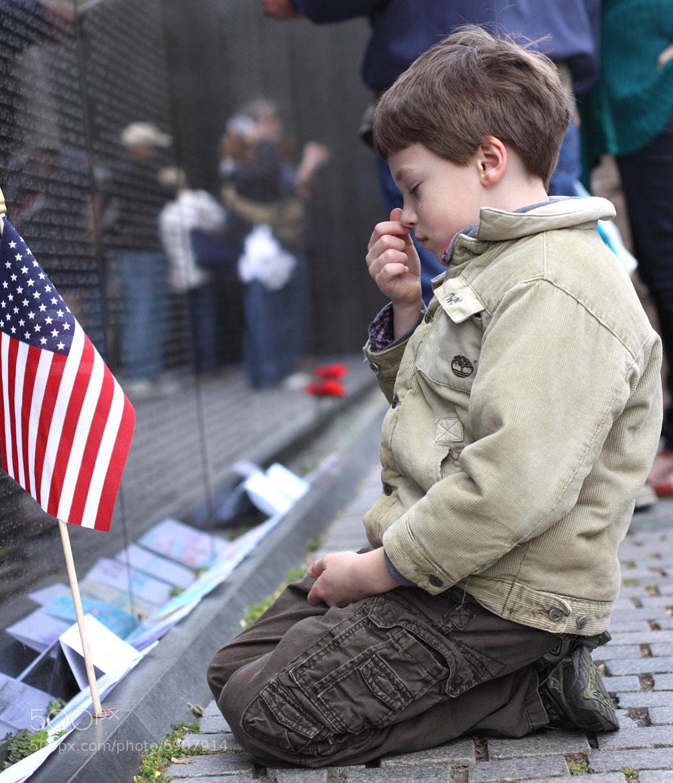 Photograph vietnam vet's memorial by Tara Kate on 500px