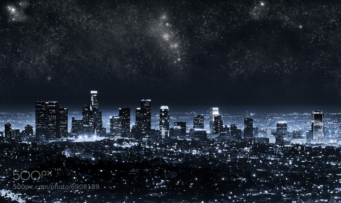 Photograph Mighty L.A by Salah Baazizi on 500px