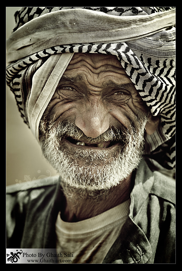 Photograph Smile from the heart  by Ghaith Salih on 500px