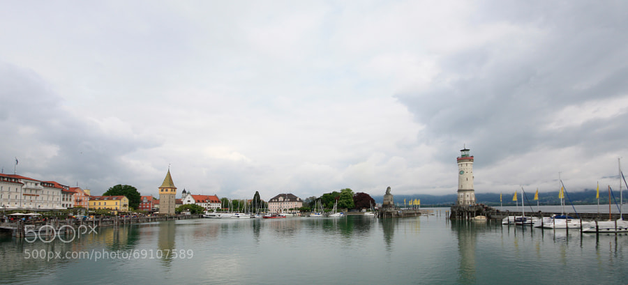 Photograph Lindau by Guillaume Duigou on 500px