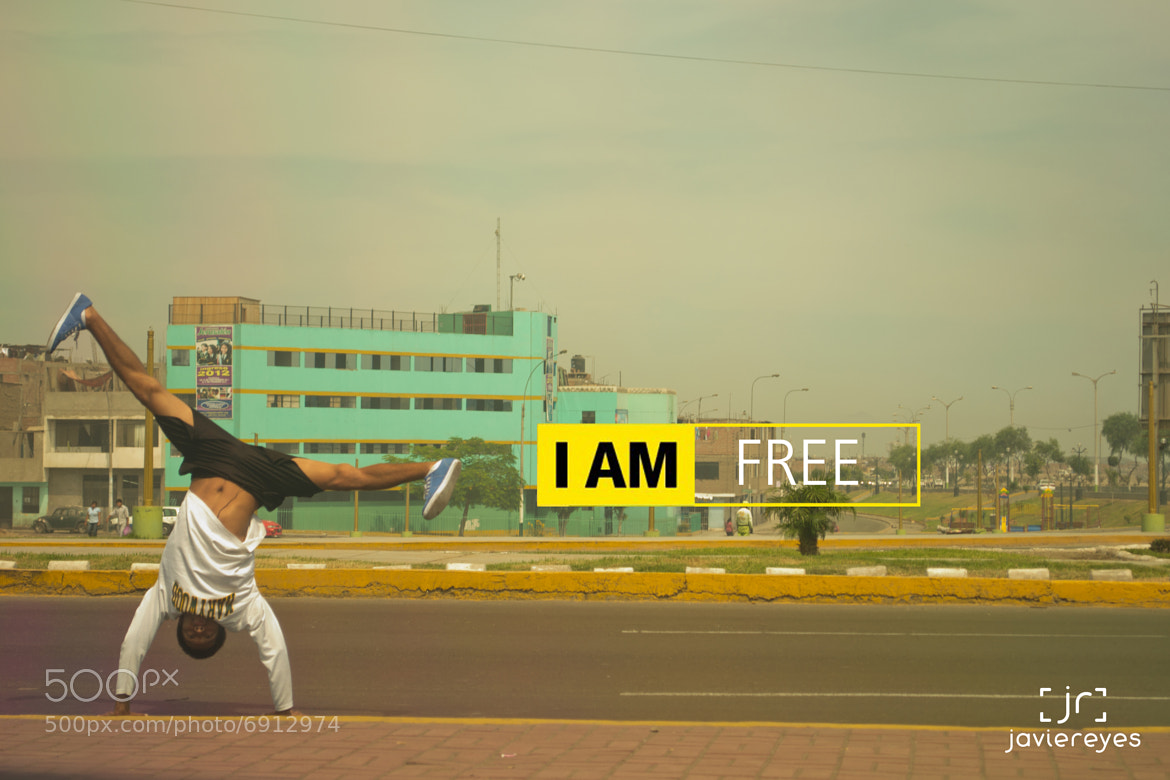 Photograph i am free by Javier Reyes on 500px
