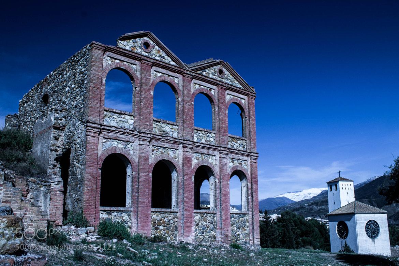 Photograph Ruins by Borja Sáez on 500px