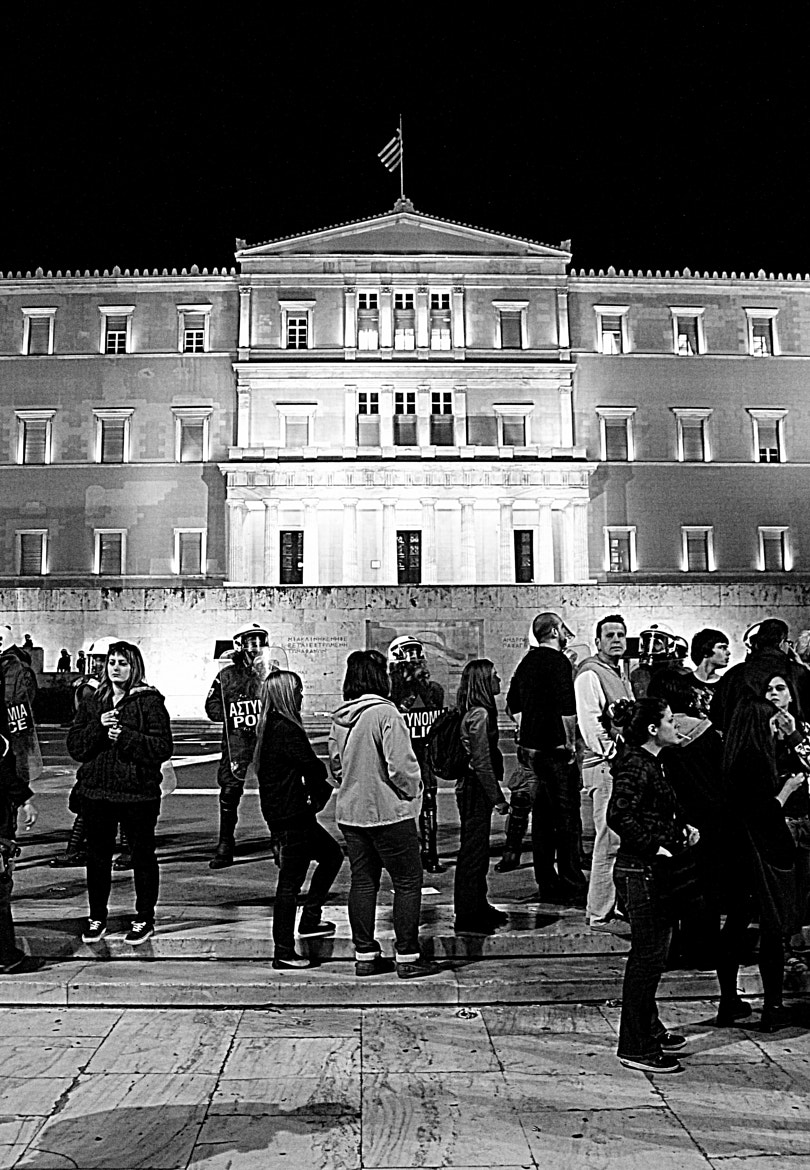 Photograph greek parliament by nick montsenigos on 500px