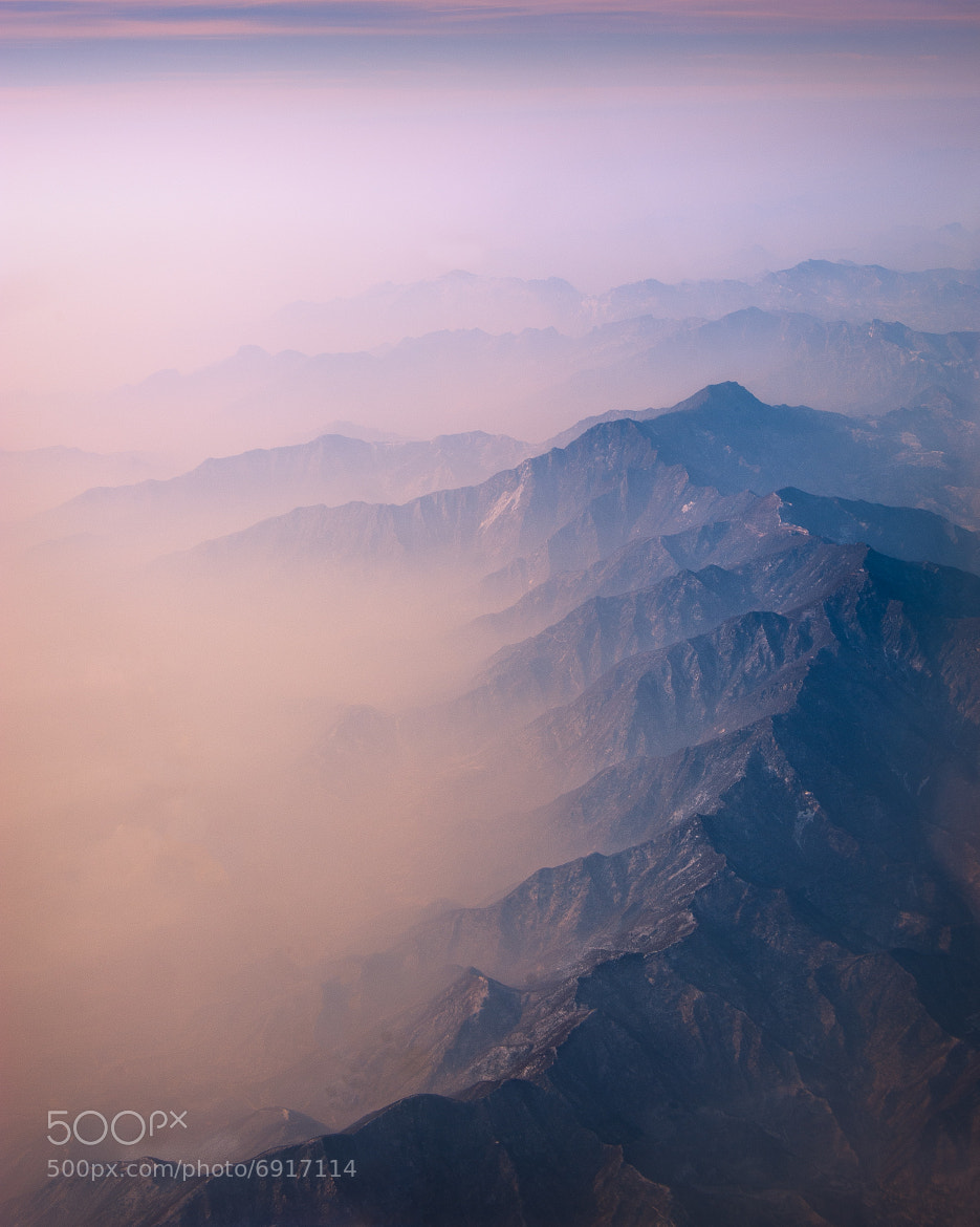Photograph Airborne out of Beijing by ian mylam on 500px