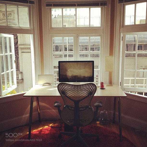 Photograph Desk by Sam Soffes on 500px