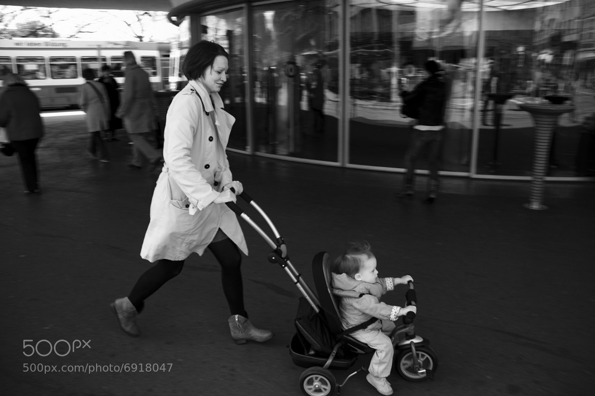 Photograph Fast Pram by David van Dyk on 500px