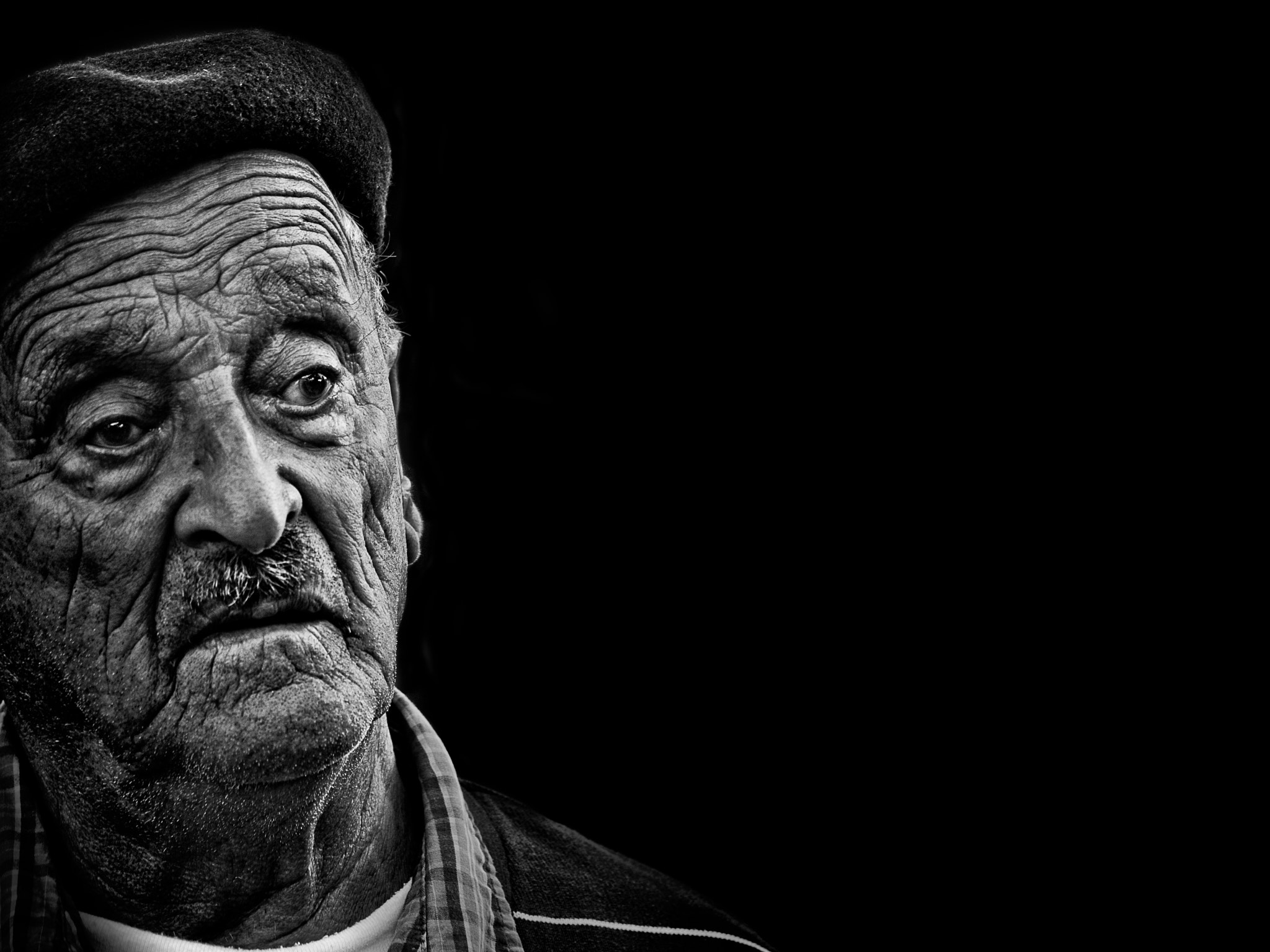 Photograph Henri wondering where all the quality croissants went by Alan Shapiro on 500px