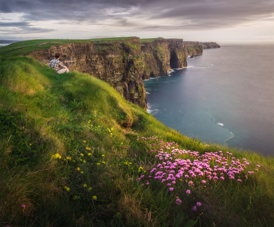 Photograph Cliffs of Moher by Daniel Kordan on 500px