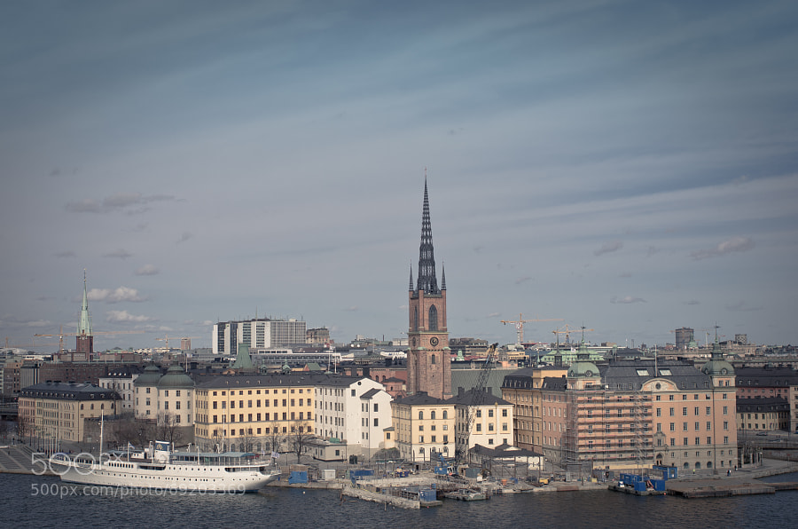Riddarholmen - The knights islet