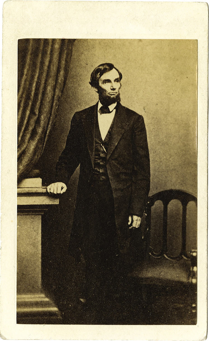Photograph Abraham Lincoln Photo Image 1800s by tomwatkins10 on 500px
