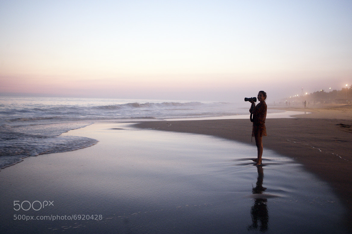 Photograph Lady phoatographer by Cristobal Garciaferro Rubio on 500px