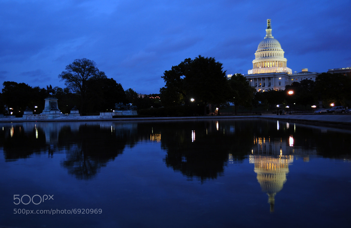 Photograph Capitol by Dimitris Manis on 500px